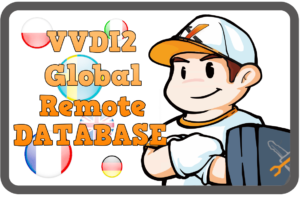VVDI2 Global Remote Database
