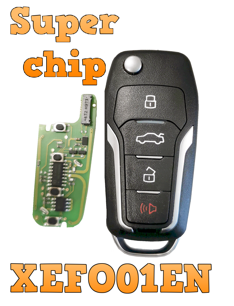 Ford Super chip